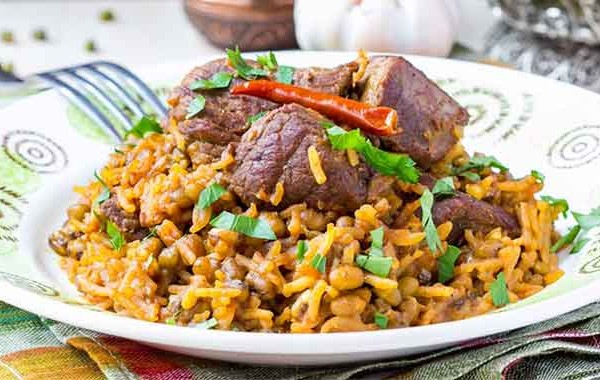Meat Kabsa Picture