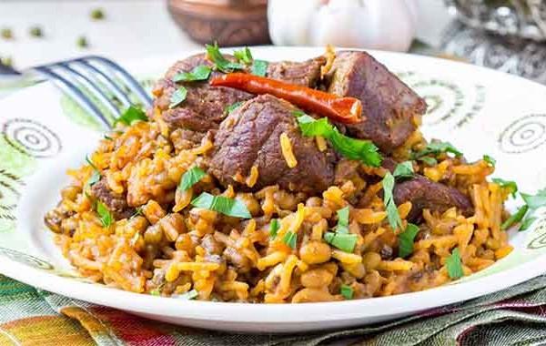 صور كبسة اللحم | وصفة أرز الكبسة