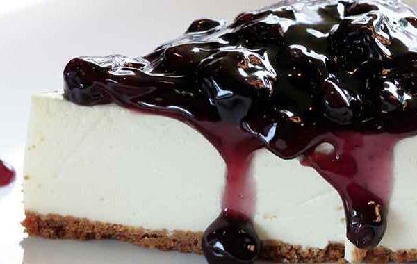 No Bake Cheesecake Picture