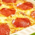معكرونة البيتزا بالصور