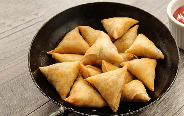 وصفة سمبوسة الجبن رمضان