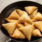 Cheese Samosa Picture