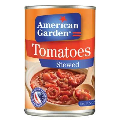 طماطم مطهوة من أميريكان جاردن بالصور