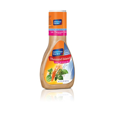 Picture of light thousand island dressing