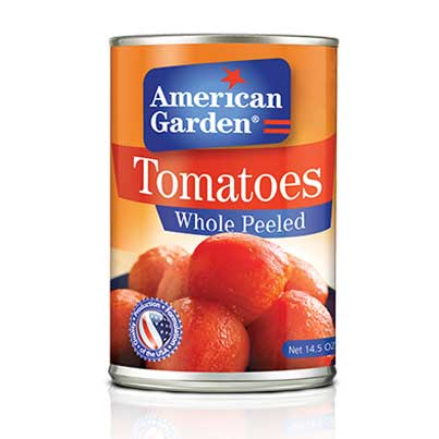 Picture of American Garden Whole Peeled Tomatoes