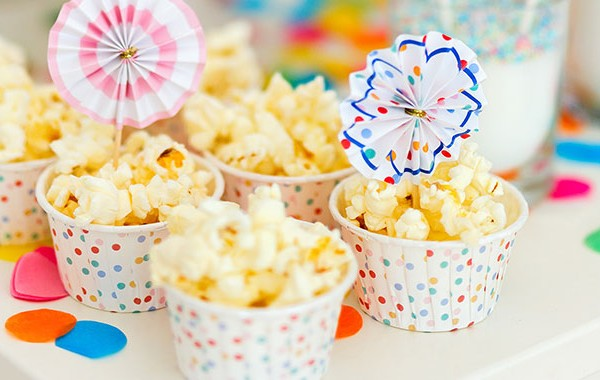 Picture of marshmallow popcorn