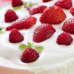 Picture of strawberry cake recipe