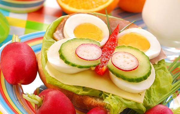 صورة سندويش بيض بالجبن