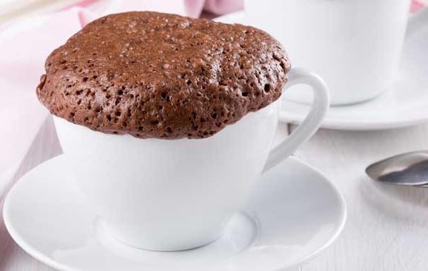 cake in a mug picture