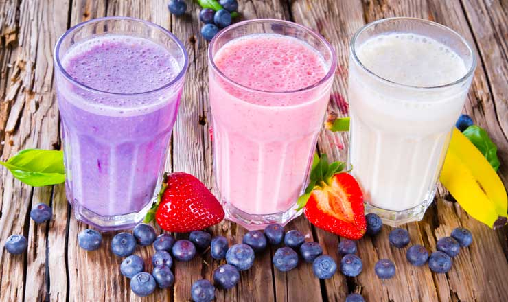 Smoothies picture