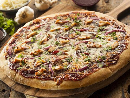 بيتزا باربكيو