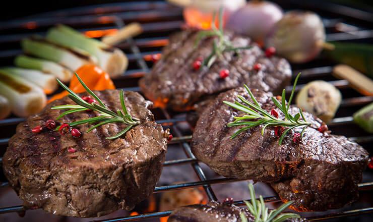 بهارات وتوابل اللحم