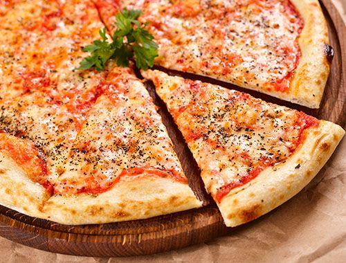 طريقة عمل بيتزا سهلة