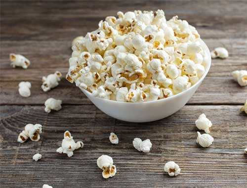 5 things you didn't know about popcorn