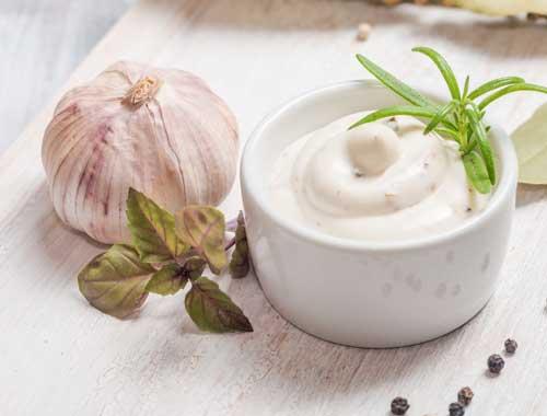 Garlic Sauce Recipe   American Garden