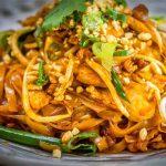 Peanut Butter Pad Thai