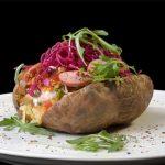 Turkish Grilled Potato