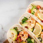 Shrimps Tacos