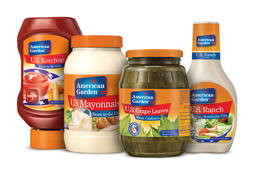 American Garden products