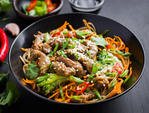 Asian-Salad-with-Peanut-Butter-Sauce