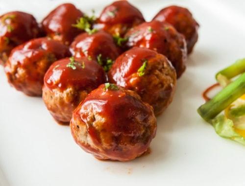 BBQ-Meat-Balls