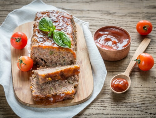Barbecue -Meatloaf