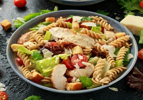 Caesar_pasta_salad