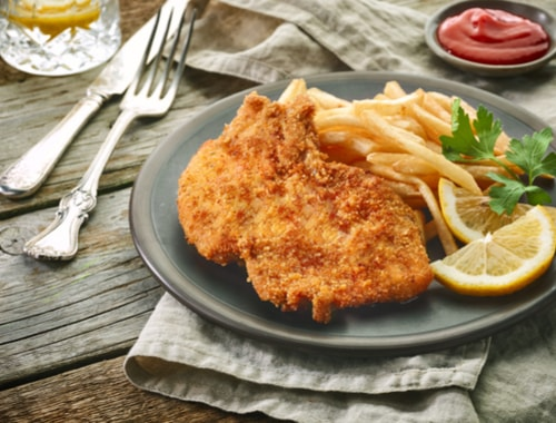 Chicken-Escalope