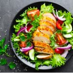 Chicken-barbecue-salad