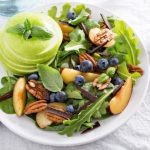 Fruit&Nut French Salad