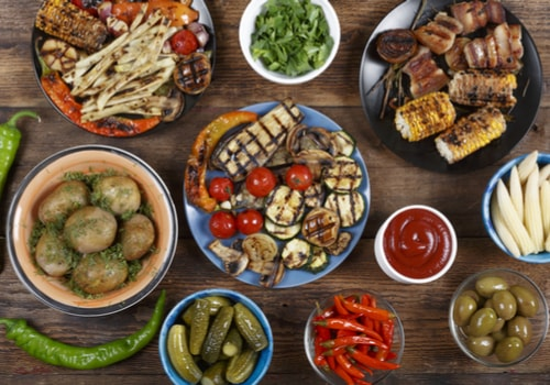 vegetarian-bbq-snacks